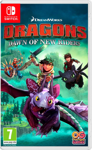 Dragons: Dawn of New Riders [Nintendo Switch]