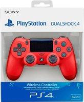 Джойстик DualShock 4 «Красный Цвет»