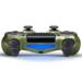 Беспроводной геймпад DualShock 4 «Зеленый камуфляж» версия 2