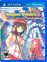 Dungeon Travelers 2: The Royal Lybrary & The Monster Seal [ps vita]