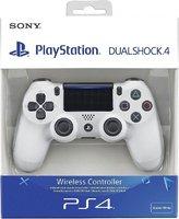 Беспроводной оригинальный джойстик DualShock 4 «Белый Цвет» Версия 2