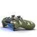 Геймпад DualShock 4 Green Camouflage «Зеленый камуфляж»