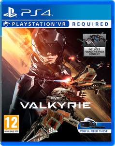 Eve Valkyrie VR [PS4]