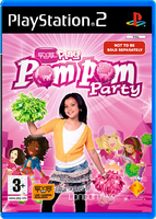 EyeToy Play: PomPom Party [Игра + Помпоны + Камера]