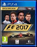 F1 2017. Особое Издание