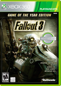Fallout 3. Game of the Year Edition [xbox 360]