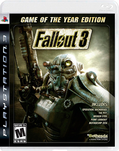 Fallout 3. Game of the Year Edition [PS3]