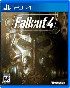 Fallout 4 [PS4] Английская Версия