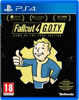 Fallout 4 «Game of the Year Edition» [PS4]