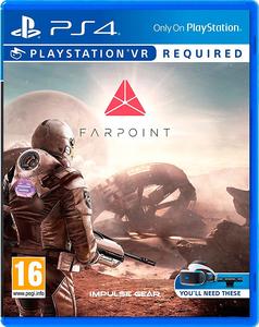 Farpoint VR «только для PS VR»