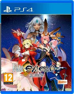 Fate Extella: The Umblar Star [PS4]