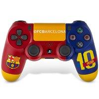 Беспроводной джойстик DualShock 4 ФК Барселона «№10 Месси» версия 2
