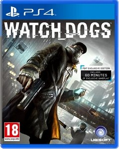 Watch_Dogs [PS4]