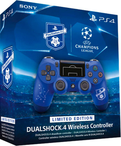 Беспроводной джойстик DualShock 4 «Ограниченное издание PlayStation F.C.»