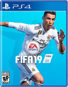 FIFA 19 для PS4