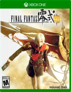 Final Fantasy Type 0 HD [Xbox One]