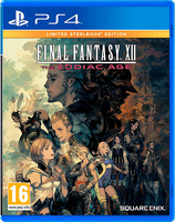 Final Fantasy XII: The Zodiac Age. Особое издание [PS4]