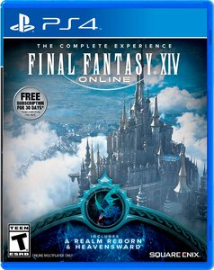 Final Fantasy XIV - Complete Edition [PS4]