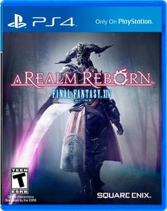 Final Fantasy XIV. A Realm Reborn. Standard Edition [PS4]