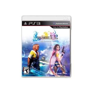 Final Fantasy X/X-2 HD Remaster [PS3]