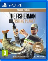 The Fisherman: Fishing Planet. Day One Edition [PS4]
