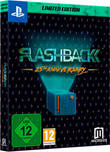 Flashback: 25th Anniversary. Limited Edition