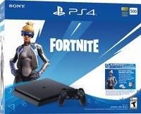 Игровая приставка Sony PlayStation 4 Slim 500GB +  игра Fortnite «Neo Versa»
