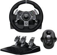 Руль Logitech G920 Driving Force Xbox «Xbox One/PC» + Коробка передач «Driving Force Shifter»
