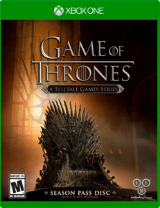 Game of Trones - A Telltale Games Series