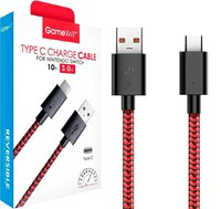 USB-Кабель для Nintendo Switch «GameWill Type C Charge Cable» 3 метра