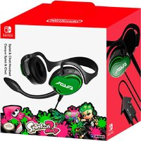 Гарнитура HORI Nintendo Switch Splatoon 2 Splat & Chat Headset