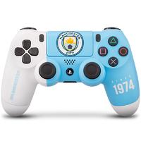 Беспроводной джойстик DualShock 4 ФК «Манчестер Сити» версия 2