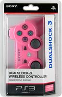 Беспроводной геймпад DualShock 3 «розовый цвет»