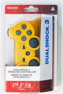 Беспроводной контроллер DUALSHOCK 3 Золотой