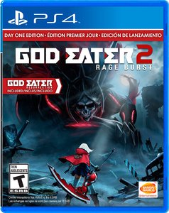 God Eater 2: Rage Burst - Day 1 Edition [PS4]