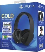 Беспроводная Стерео Гарнитура «Gold» 7.1 Fortnite «Neo Versa» bundle