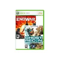 Tom Clancy's Ghost Recon Advanced Warfighter 2 + End War