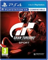Gran Turismo Sport (поддержка VR)
