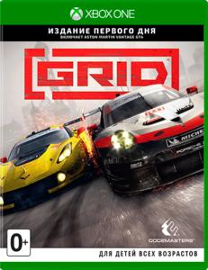 Grid. Издание первого дня [Xbox One]