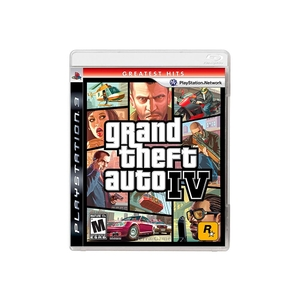 Grand Theft Auto IV [PS3]