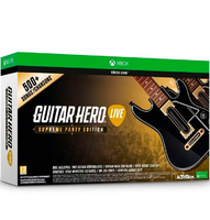 Guitar Hero Live: Supreme Party Edition [Xbox One]