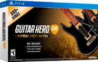 Guitar Hero Live «Supreme Party Edition» (2 гитары + игра)