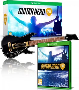 Гитара «Guitar Hero Live» + игра «Guitar Hero Live» Xbox One
