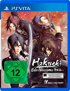 Hakuoki: Edo Blossoms [ps vita]