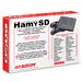 Игровая приставка Hamy SD + 166 встроенных игр «Чёрный»