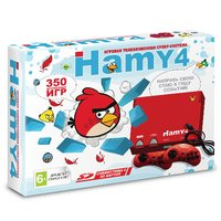 Игровая приставка Hamy 4 «Angry Birds»  + 350 встроенных игр