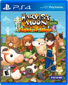 Harvest Moon: Light of Hope. Special Edition [PS4]