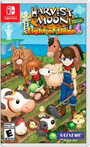 Harvest Moon: Light of Hope. Spiecial Edition