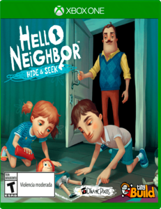 Hello Neighbor: Hide and Seek [Xbox One]