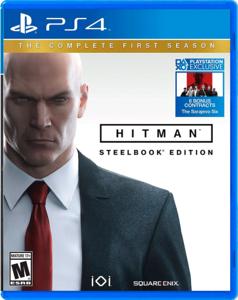 Hitman Steelbook Edition Полный первый сезон